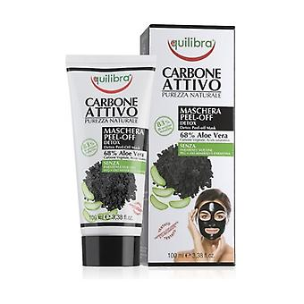 Activated Charcoal Peel-Off Mask 100 ml