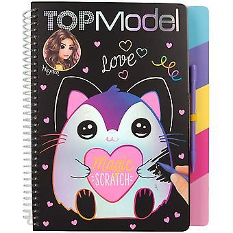Depesche Top Model Magic Scratch Kitten 11129