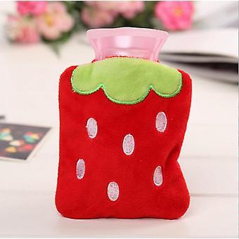 Cute Cartoon Mini Hand Warmer, Portable Hot Water Bottle, Mini Pocket, Feet