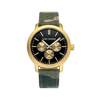 Mark maddox watch trendy. 42 mm hc3025-57
