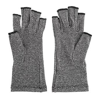 冬関節炎タッチスクリーン抗関節炎療法の圧縮手袋と