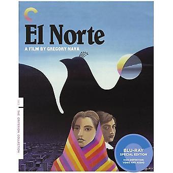 El Norte [BLU-RAY] USA import
