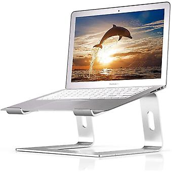 BoYata Laptop Stand, Aluminum Portable Ventilated Laptop Holder, Notebook Stand