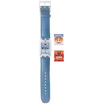 Authentic swatch watch strap for asufk106