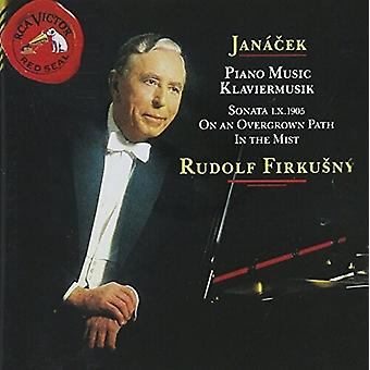 Firkusny Plays Janacek [CD] USA import