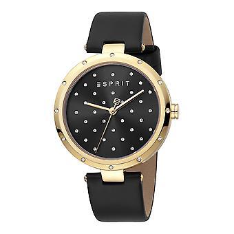 Esprit ES1L214L0025 Louise Black Gold Women's Watch