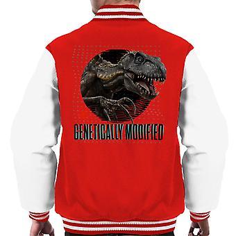 Giacca Varsity uomo geneticamente modificata Jurassic Park