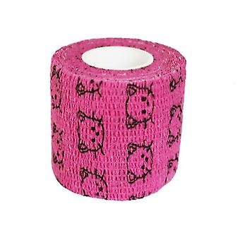 Cartoon Pattern Autoadesivo Elastic Bandage Sport Emergency Muscle Tape