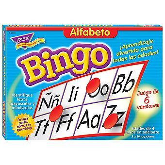 Gioco di Bingo Alfabeto (Sp)
