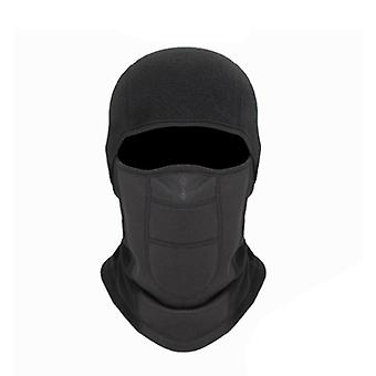 Winter Thermal Fleece Ski Cover Maske