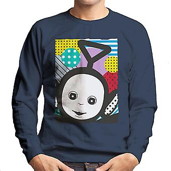 Teletubbies Tinky Winky The First Teletubby Men's Sweatshirt