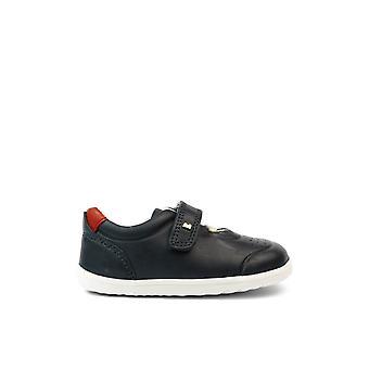 BOBUX Su Ryder Shoe Navy Blue & Red