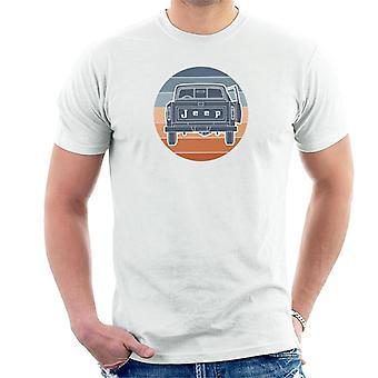 Jeep J10 Pickup Men's T-Shirt