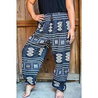 Cotton Women Tribal Boho Pants Hippie Pants