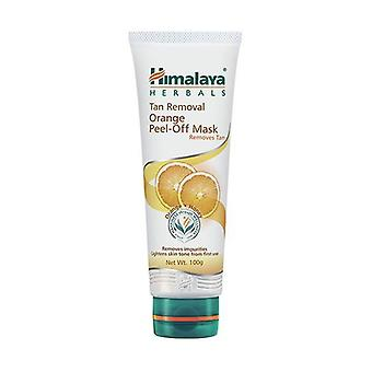 Orange Peel-Off Mask 75 ml