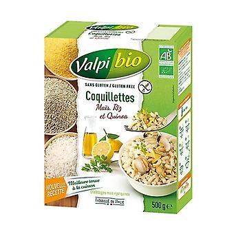 Corn, Rice and Quinoa Shells 500 g