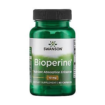 Bioperine, 10mg 60 capsules
