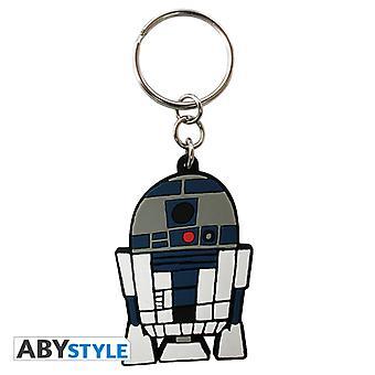Star Wars - R2D2 PVC Sleutelhanger