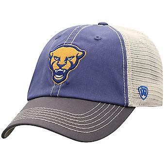 Pittsburgh Panthers NCAA BLÅR Off Road Snapback Hat