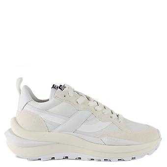 Ash Footwear Spider 620-01 Low Top Trainers Off White