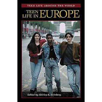 الحياة في سن المراهقة في أوروبا من قبل شيرلي ر. شتاينبرغ -- 9780313327278 كتاب