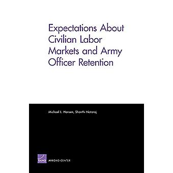 Expectations About Civilian Labor Markets and Army Officer Retention