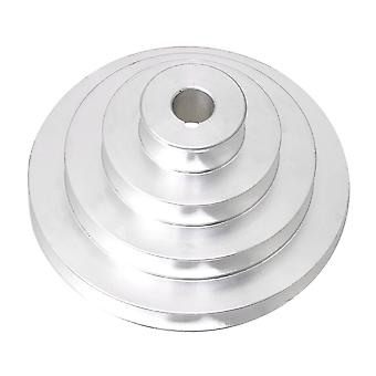16 mm Bore Outer Dia 41-130mm 4 Step A-Type V Belt Pagoda Pulley Belt