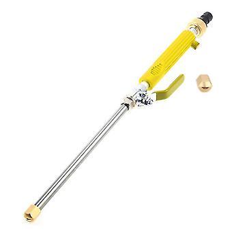 Högtrycksmetall vattenpistol ,Jet Press bricka Spray Gun