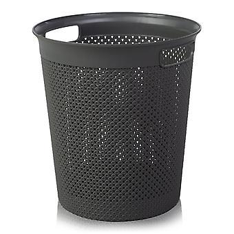 Hobby Life Diamond Design Large Plastic Waste Paper Basket