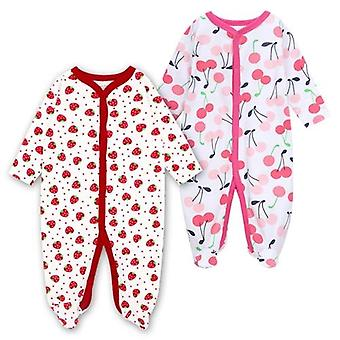 Newborn Sleepers Pajamas Baby Babies Clothing Bebes Infant Clothes