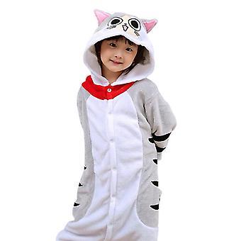 Aseta Kigurumi Yksisarvinen Panda Bear Pyjama Baby Animal Pyjamas Homewear Cosplay