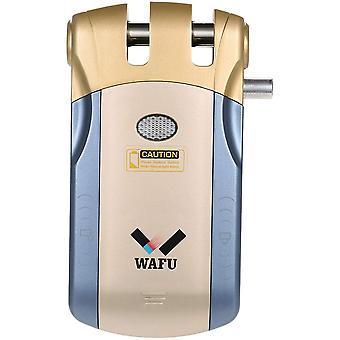 WAFU Smart Trschloss WF-010U Wireless Security unsichtbare Keyless Entry Tr Intelligente Lock Home