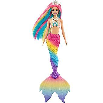 Barbie färgförändring sjöjungfru docka