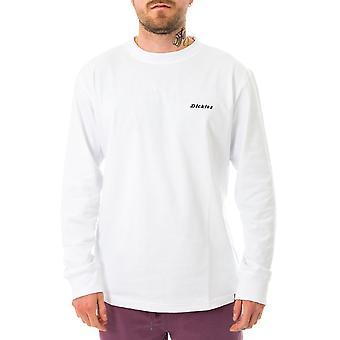 Camiseta de hombre dickies ls loretto tee dk0a4x9mwhx