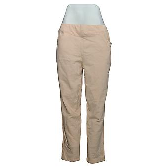 Denim & Co. Women's Pants Active Pull-On Pink A391932