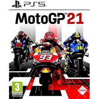 MotoGP 21 PS5 Game