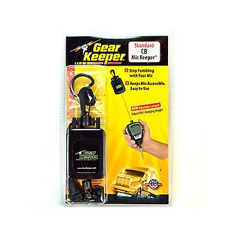 Stöd för CB Gear Keeper RT4-4112 mikrofoner