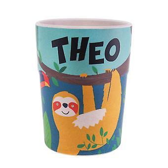 Histoire & Héraldique Bamboo Crew Beaker Sloth Theo