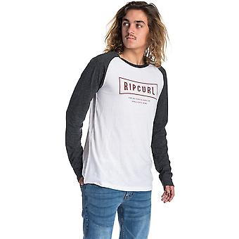 Rip Curl Stretched Out Long Sleeve T-Shirt in Black