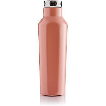 FengChun Premium Isolierte Edelstahl Trink-Flasche 500ml Thermo-Flasche Wasserflasche