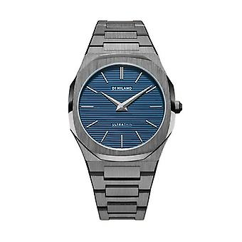 D1 milano watch petrol blue d1-utbj12