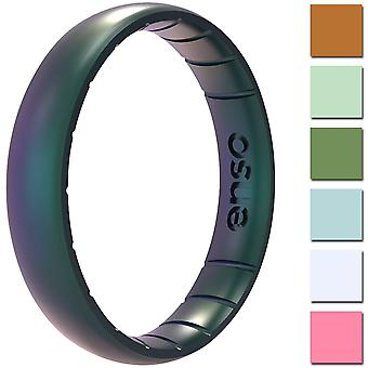 Enso Rings Thin Legends Series Silicone Ring