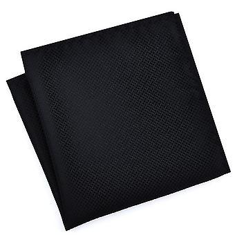 High Fashion Pocket Square Grid Näsduk Män Tillbehör