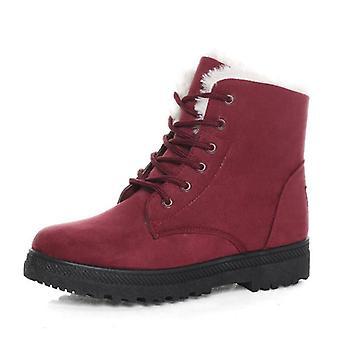 Snow Boot, Winter Heels Boots