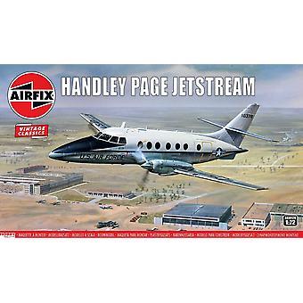 Airfix-kahvasivu Jetstream-mallisarja