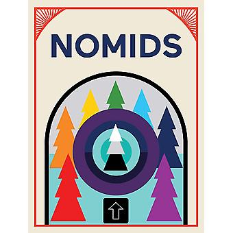 Nomids Board Game