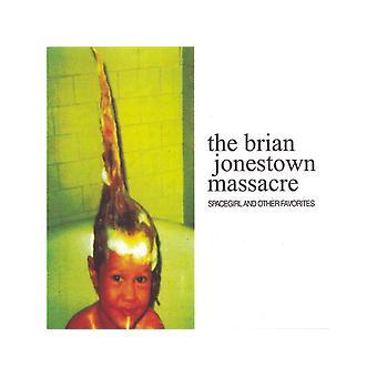 The Brian Jonestown Massacre - Spacegirl And Other Favorites CD