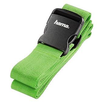 Hama Gepäckband, 5x200 cm, grün