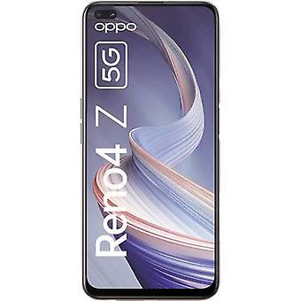 OPPO Reno4 Z 5G Dual SIM -älypuhelin 128 Gt 6,57 tuumaa (16,7 cm) Dual SIM Android™ 10 Valkoinen