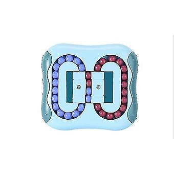 Stresszoldás Magic Cube Fingertip Játékok, kis forgó Magic Bean Játék Kreatív
